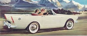 Sunbeam Alpine Exterior Lighting Kit